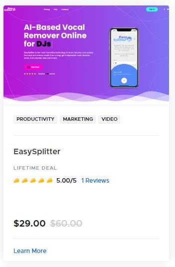 EasySplitter