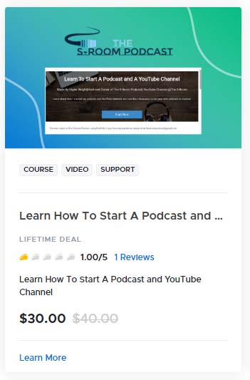 Learn How To Start A Podcast