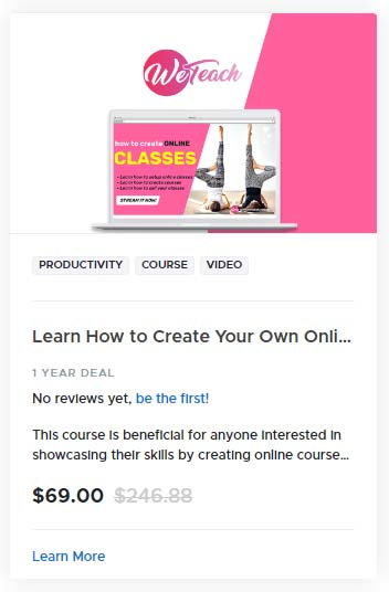 Learn How to Create Your Own