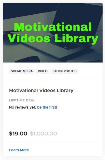 Motivational Videos Library