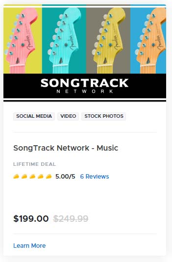 SongTrack Network - Music