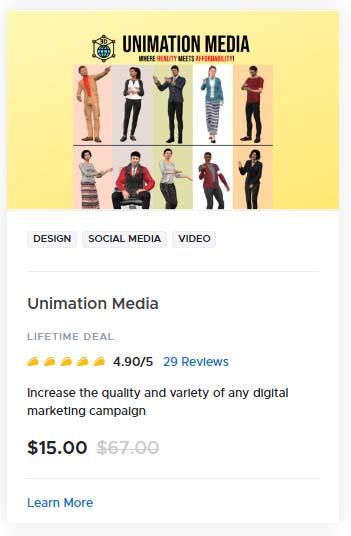 Unimation Media