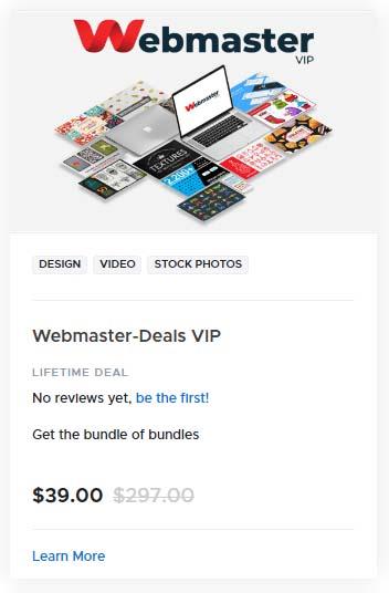 Webmaster-Deals VIP