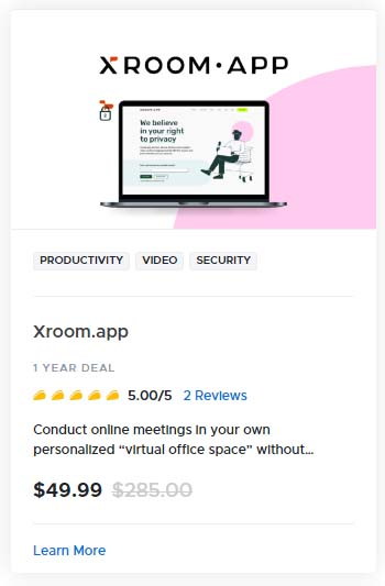 Xroom app